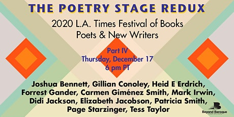 The Poetry Stage Redux Part IV tickets