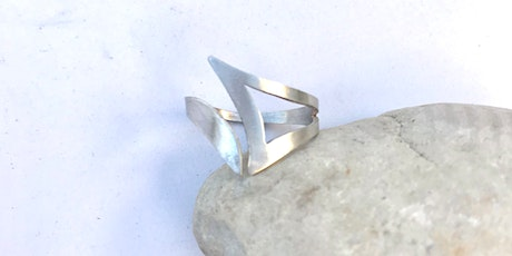 Silversmithing 101: Beginner Ring Making tickets