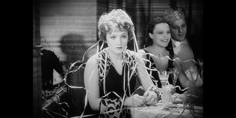 Marlene Dietrich in The Woman Men Long For - silent film with live score tickets