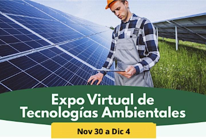 Imagen de Expo Virtual de Tecnologías Ambientales. Zhejiang - Latinoamérica