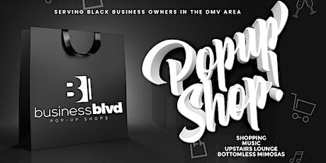 Business Blvd Black Friday Pop Up Shop tickets