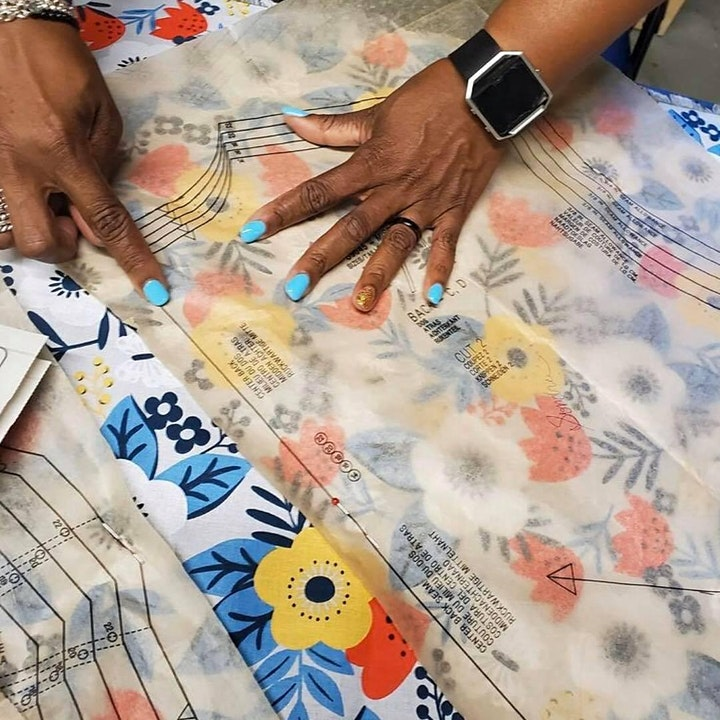 Weekend Warrior Beginner Sewing Workshop -   June 2021 Session image