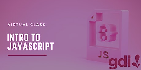 Intro to JavaScript (2 class series) tickets