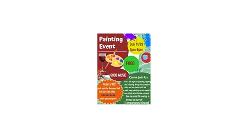 Painting Event tickets