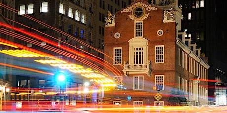 Boston by Dark tickets