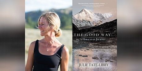 Julie Tate-Libby Virtual Event tickets