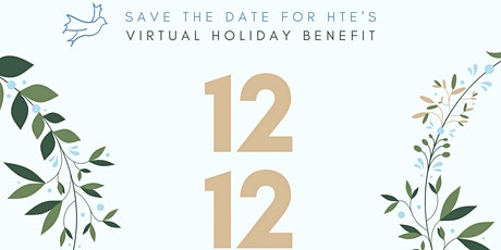 htE's Virtual Holiday Benefit tickets
