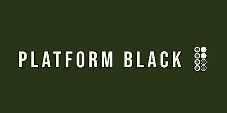 Creative Shift x Platform Black: Create for Change tickets