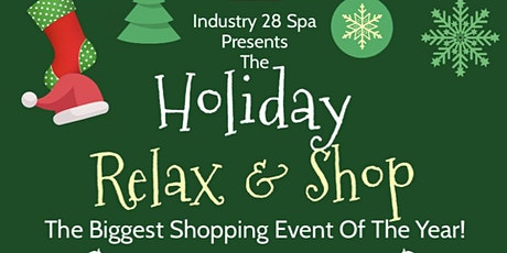 Industry 28 Relax & Shop tickets