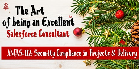 XMAS-112 - Security Compliance in Projects & Delivery tickets