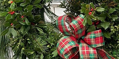 Deck the Halls Ya'll Wreath Making Workshop tickets