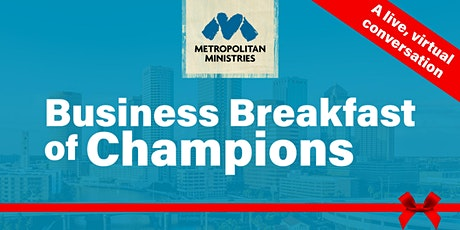 Business Breakfast of Champions tickets