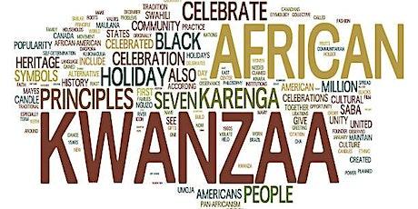 "kwanzaa Workshop: ""First Fruits of the Harvest tickets"