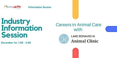 MentorAbility Industry Information Session: Lake Bonavista Animal Clinic