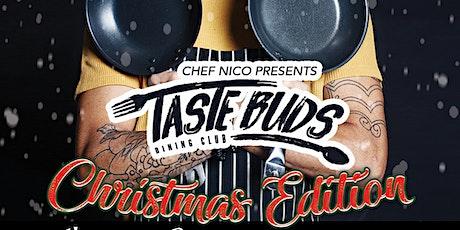 Taste Buds Dining Club - Nightmare Before Christmas tickets