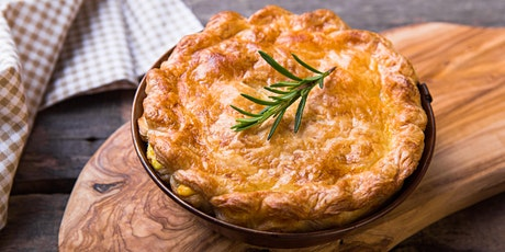 Foods to Warm Your Winter: Dinner Pies tickets