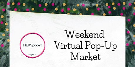 HERSpace Virtual Holiday Pop-Up Market tickets