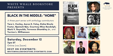 """Black in the Middle"" Virtual Book Conversation Series: Pt. 1, ""Home"" tickets"