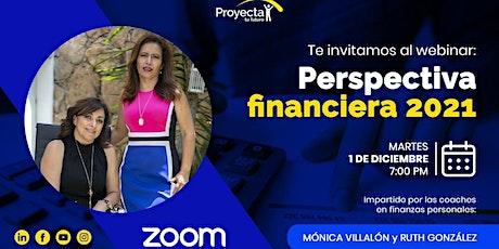 Perspectiva financiera 2021 boletos
