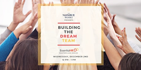 Building The Dream Team tickets
