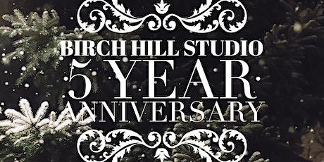 BHS 5 Year Anniversay tickets