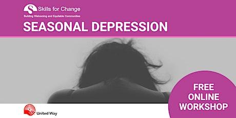Seasonal Depression Series-Session 4