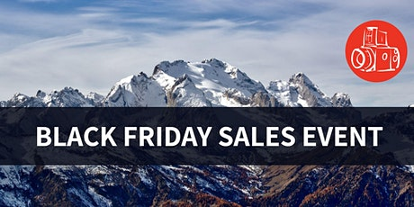 TCS Black Friday Sales Event tickets