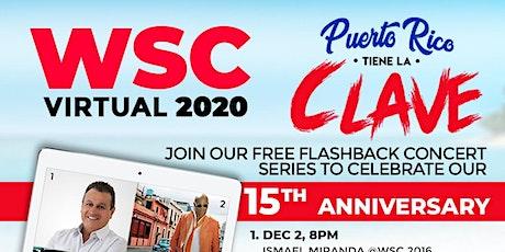 WSC Virtual 2020 tickets