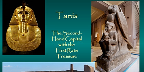 Tanis: The Second-Hand Capital with the First Rate Treasure.  Gayle Gibson tickets