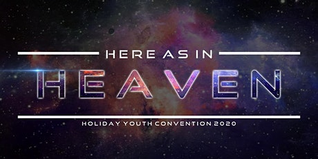 SoCal Holiday Youth Convention 2020 tickets