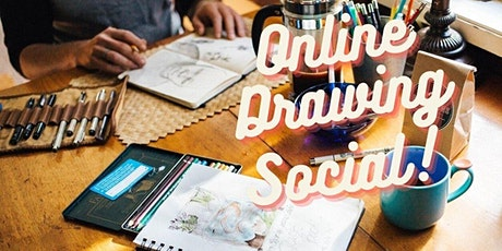 Copy of Online Drawing Social tickets
