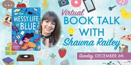 Middle Grade Book Talk with Shawna Railey tickets