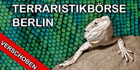 Terraristikbörse Berlin - Dezember 2020 Tickets