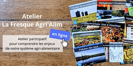 La Fresque Agri'Alim EN LIGNE billets