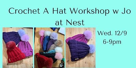 Crochet a Hat tickets