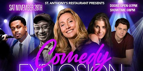 Comedy Explosion Starring Peaches Rodriquez tickets