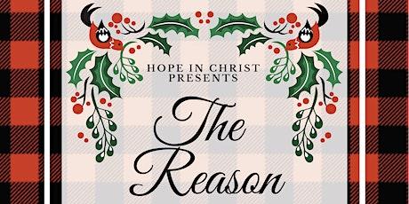 The Reason Christmas Celebration tickets