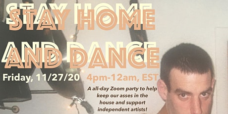 Stay Home and Dance! tickets