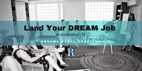 Land Your DREAM Job tickets