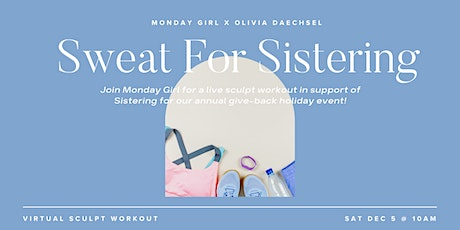 Monday Girl x Olivia Daechsel Workout tickets