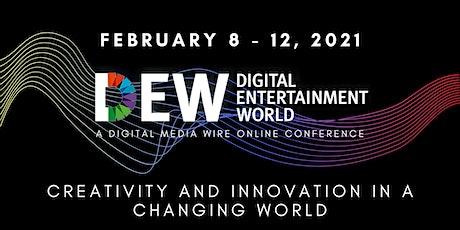 Digital Entertainment World 2021 tickets