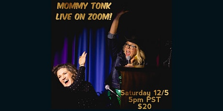 MOMMY TONK LIVE ON  ZOOM tickets