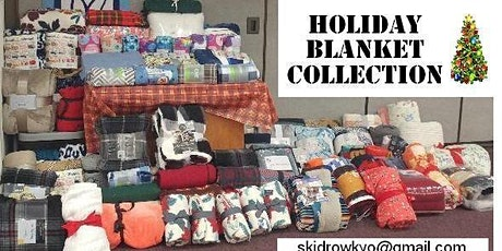 Holiday Blanket Collection for  DTLA Homeless - Groups & Organizations Only tickets