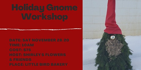 Holiday Gnome Workshop tickets
