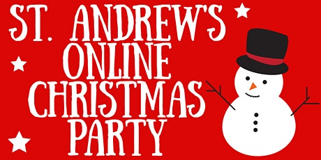 St Andrew's Christmas Party tickets