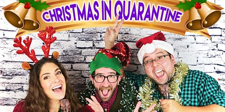 Christmas in Quarantine Holiday Concert tickets