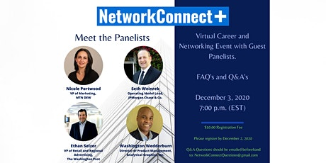 NetworkConnect Speaker Series tickets