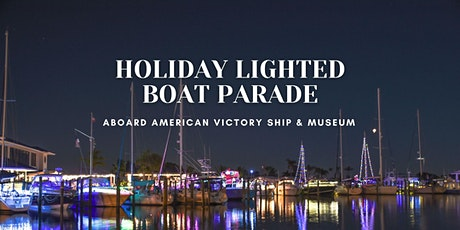 Holiday Lighted Boat Parade tickets