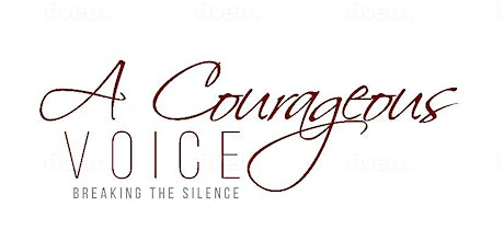 A Courageous Voice: Healing for adults living with childhood sexual trauma tickets