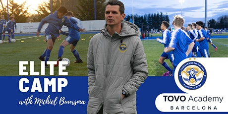 Elite Camp with Michiel Buursma. tickets